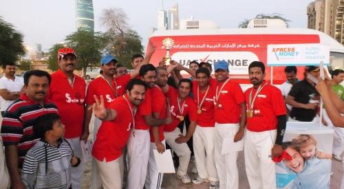 Winner - Salmiya Tiger's