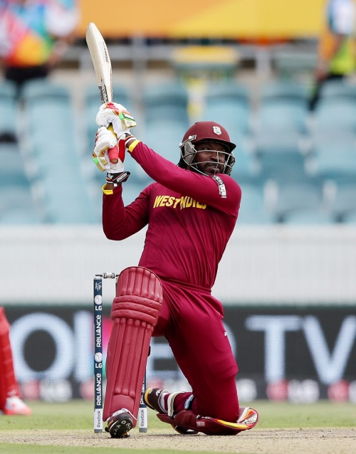 Cricket WCup West Indies Zimbabwe