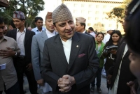Ex-king-Gyanendra-shah