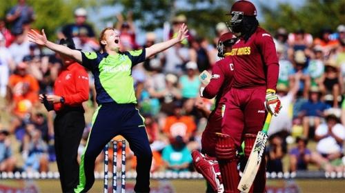 Ireland-v-West-Indies