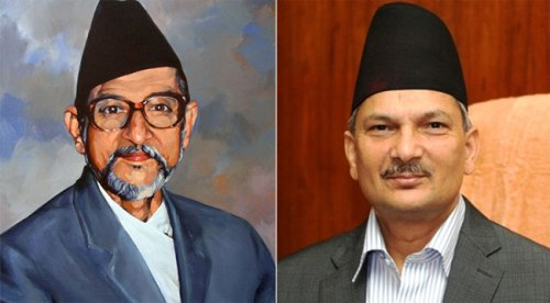 BP-Koirala-and-Baburam-Bhat