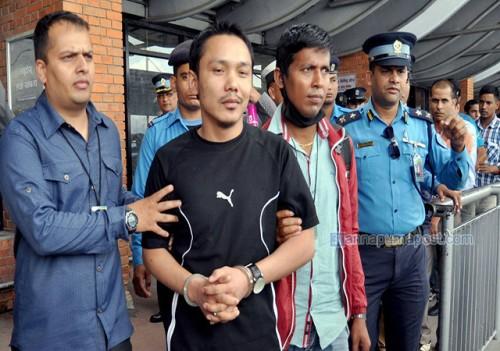 sanjaya_smili_magar_ranabahadur_bam_sutter_CIB_nepal_police11