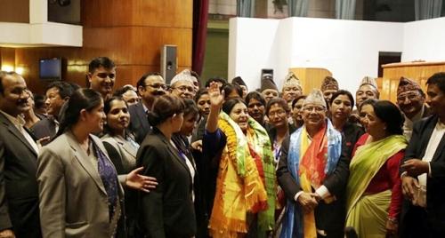 Bidhya-Bhandari-becomes-Nepal-first-woman-President-2