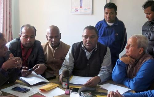 Madhesi-morcha