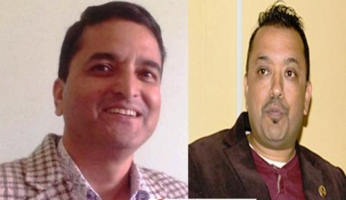 Nepali-young-leader-Yogesh-Bhattari-with-Gagan-Thapafinal