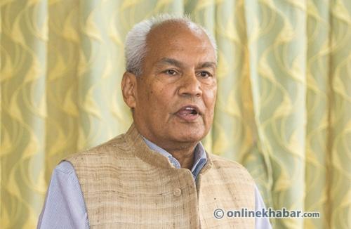 Khum-Bahadur-Khadka