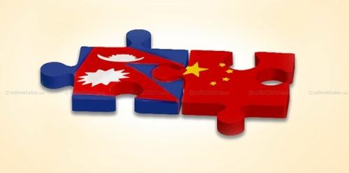 Nepal-China_flag
