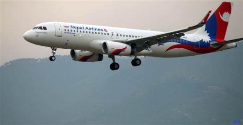 Nepal_Airlines_Airbus_A320-200_9N-AKW