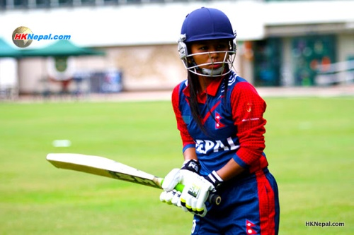 nepal-womens-national-cricket-team-in-hong-kong