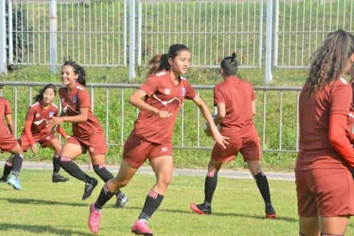 Nepali-football-team-women