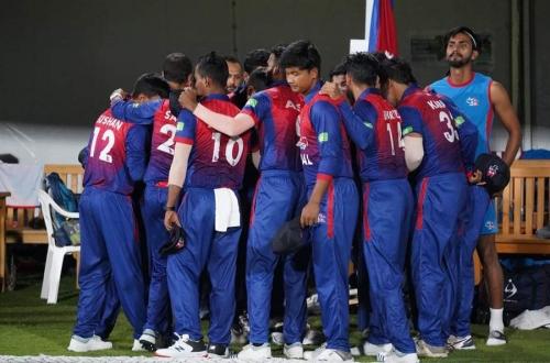 Team-nepal-cricket